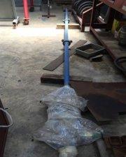 10k PSI BPV lubricator